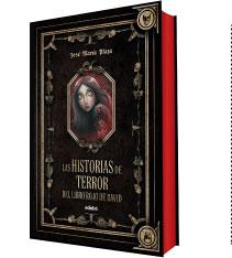 Las historias de terror del libro rojo de David