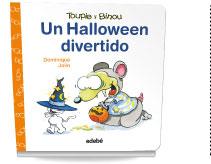 Toupie y Binou: Un Halloween divertido