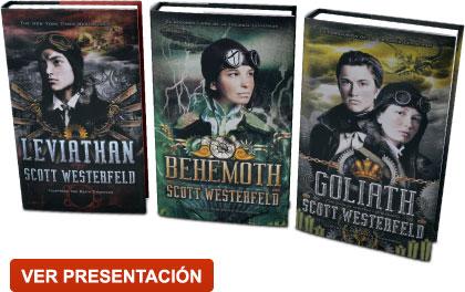 Trilogía Leviathan