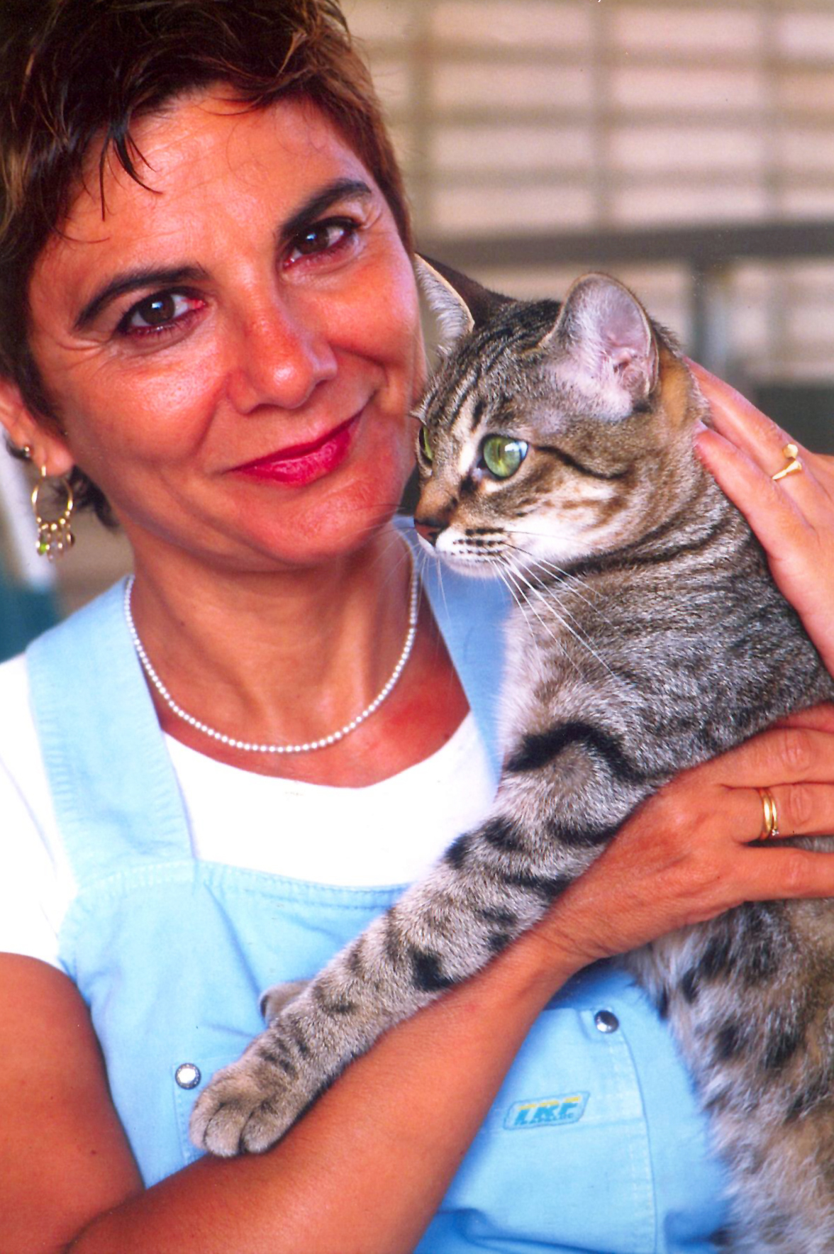 Biografía de Marisa López Soria