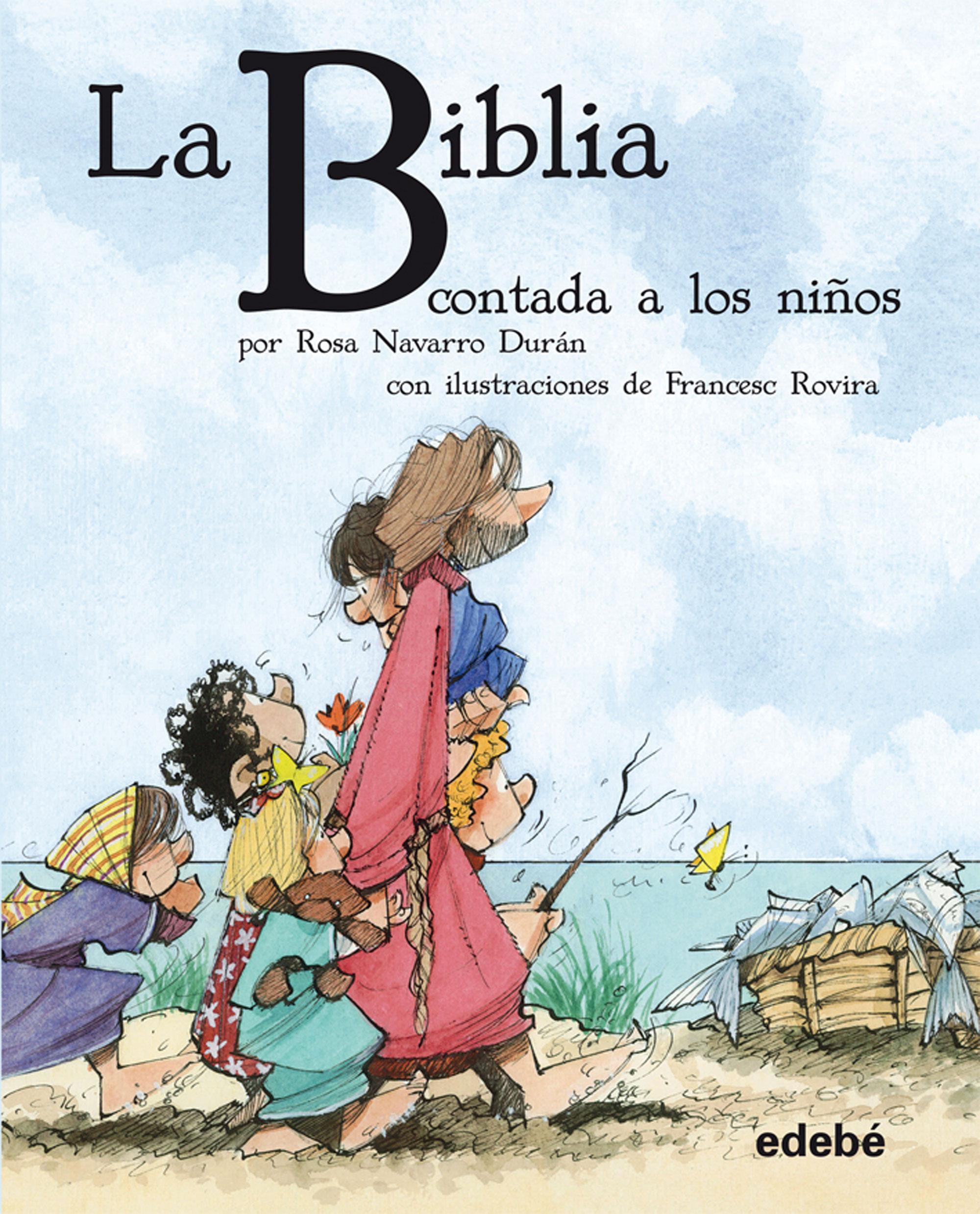 La BIBLIA contada a los niños (ebook)