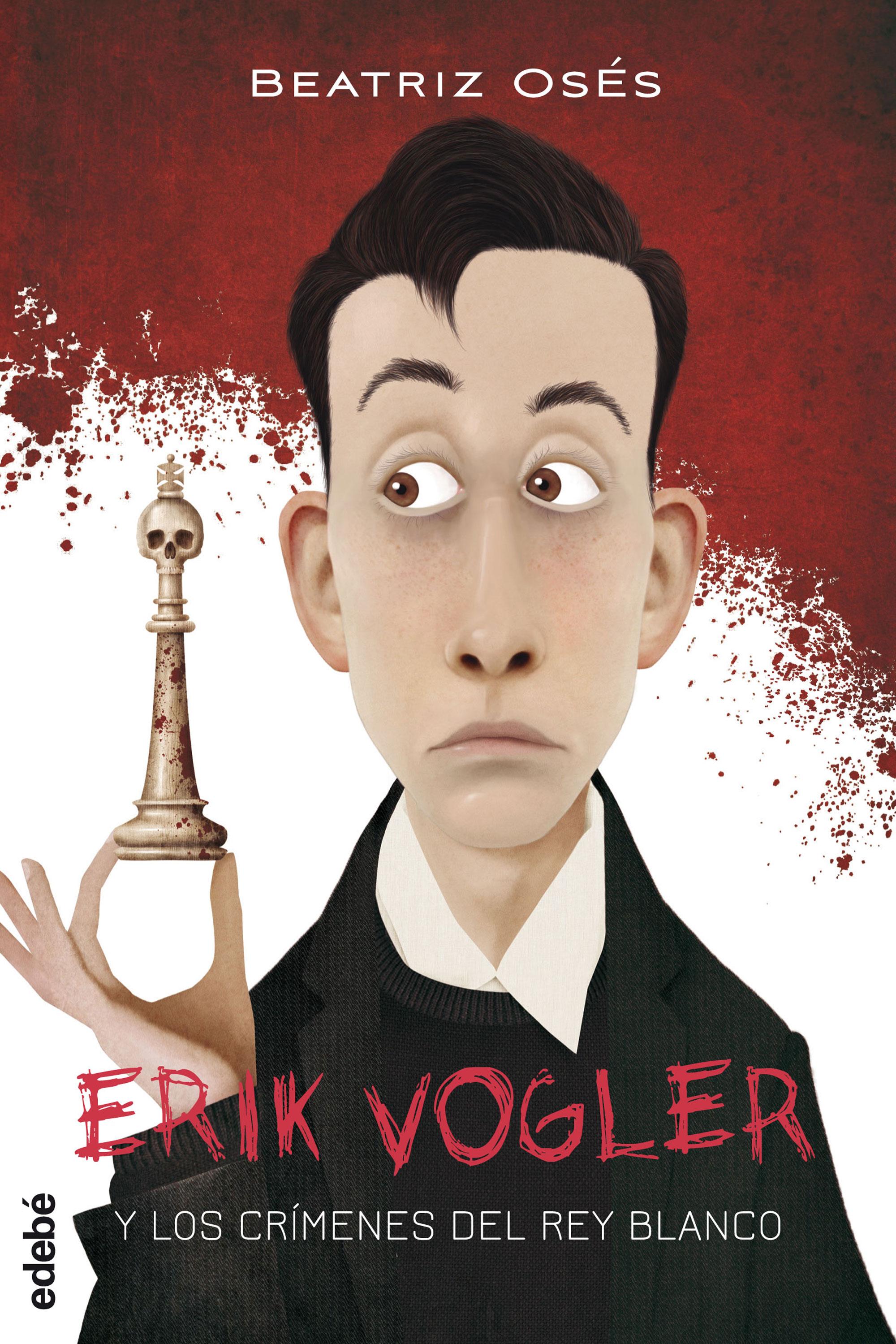 ERIK VOGLER 1: LOS CRÍMENES DEL BLANCO