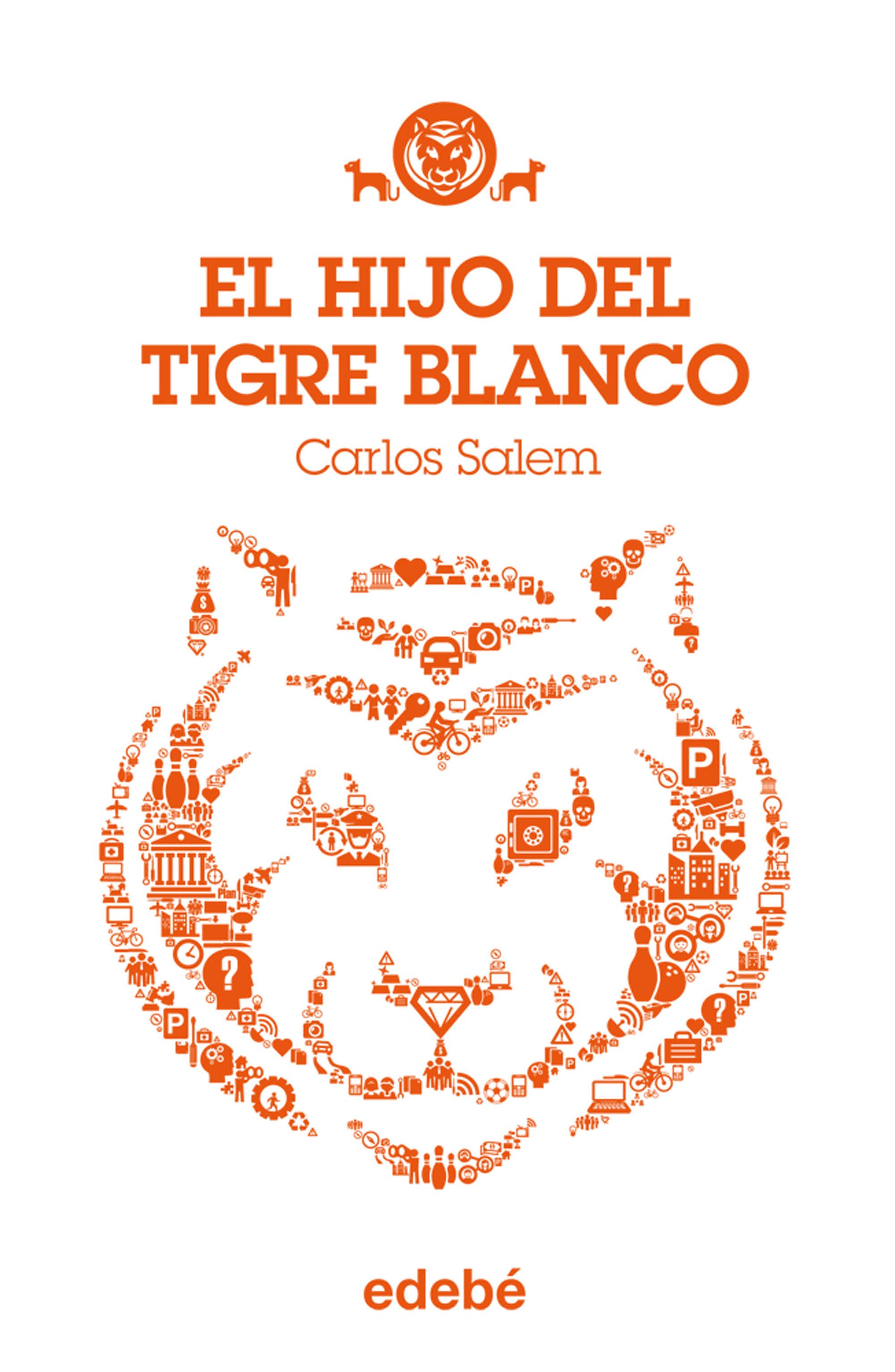 TIGRE BLANCO 1: El hijo del Tigre Blanco