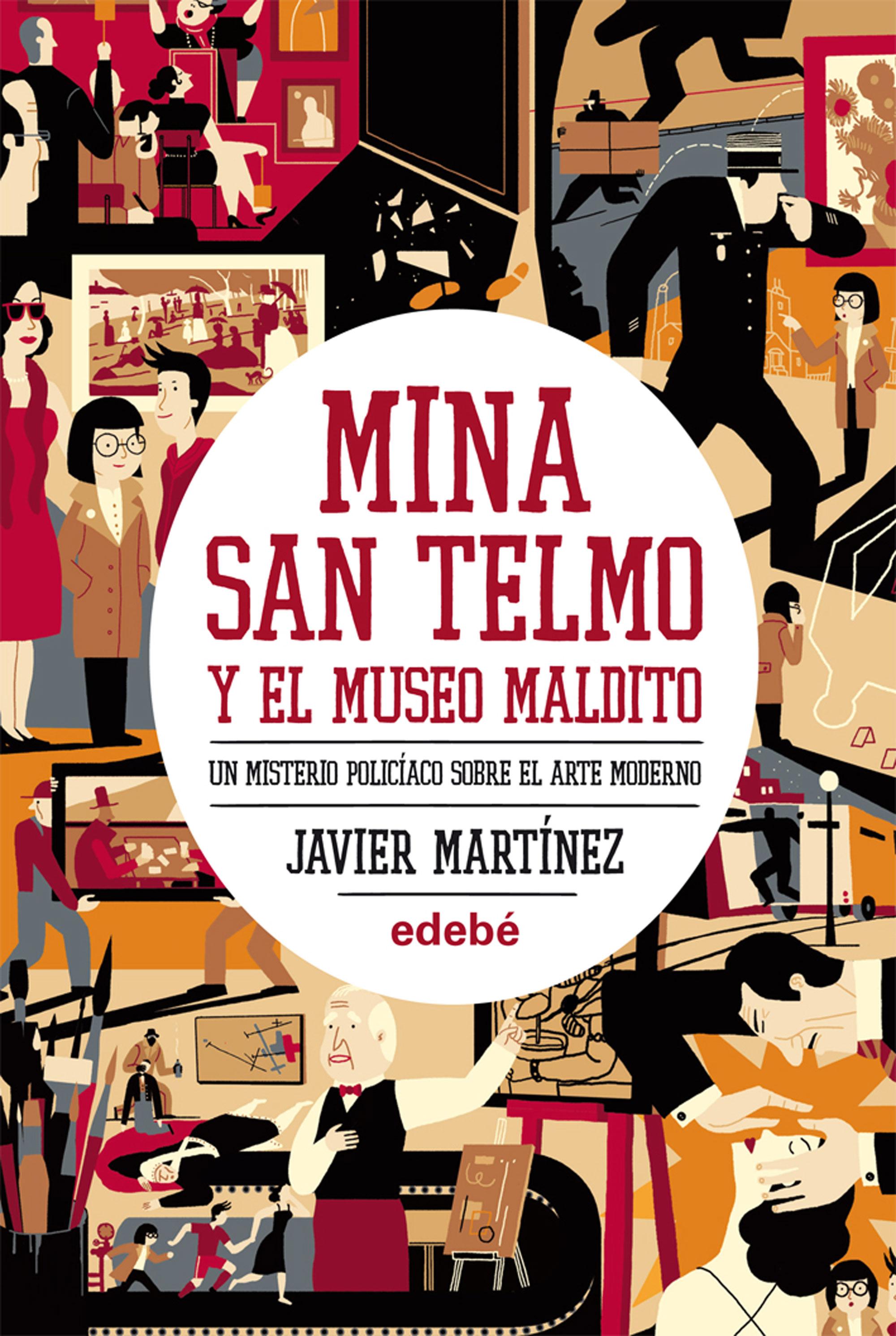 Mina San Telmo y el museo maldito.