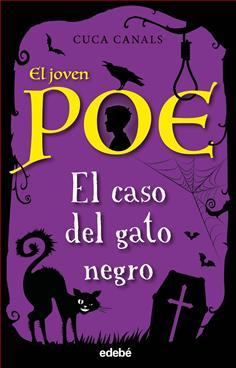 6. El joven Poe: El caso del gato negro