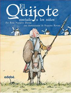 El Quijote contado a los niños (escolar)
